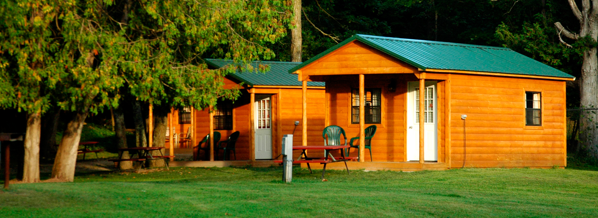 ocean vacation rentals city cabins md copy camping frontier town